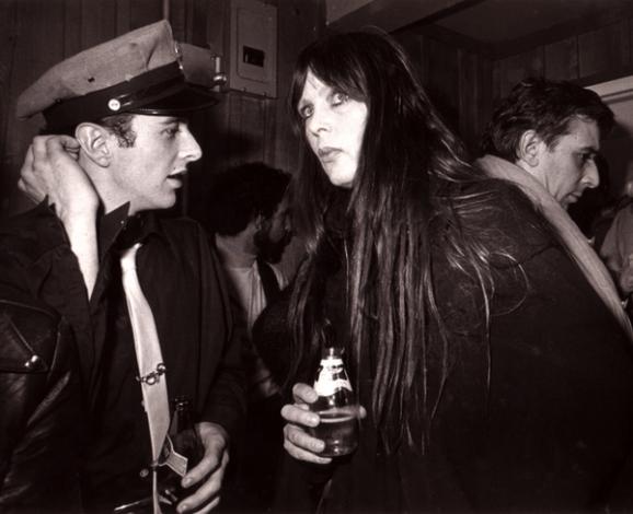 Nico y Joe Strummer